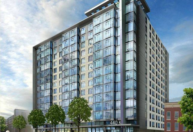 Extending the East End: The Activity in Shaw and Mt. Vernon Triangle