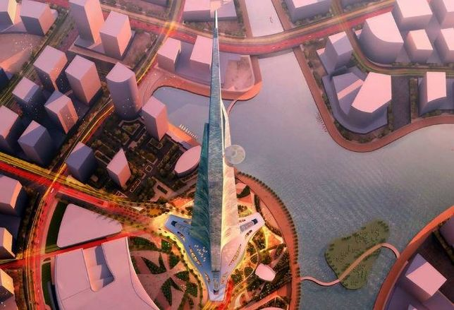 Saudi Supertall Designed by Smith + Gill