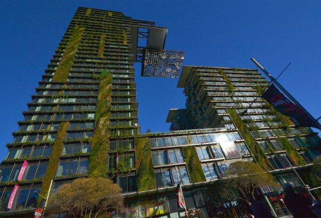 Future of Developments: 5B SF of Green Buildings Planned in the Next Five Years
