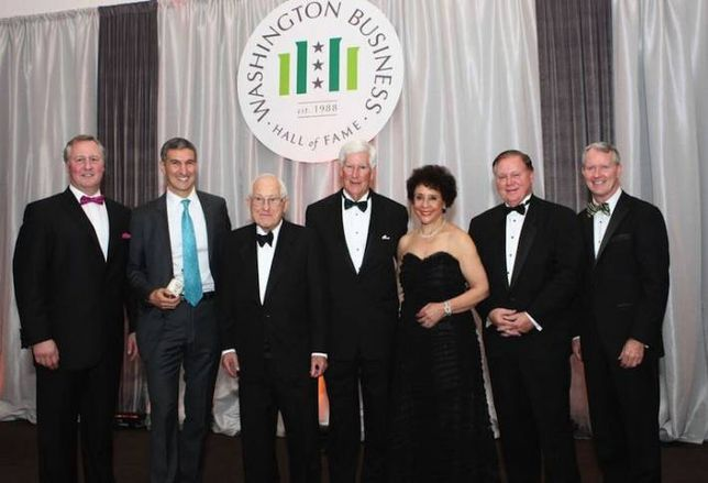 Junior Achievement Raises Record Amount at Annual Hall of Fame Event