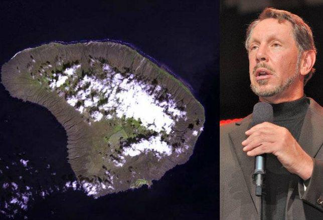 My Private Island: Billionaire Mogul Larry Ellison's Hawaiian Island