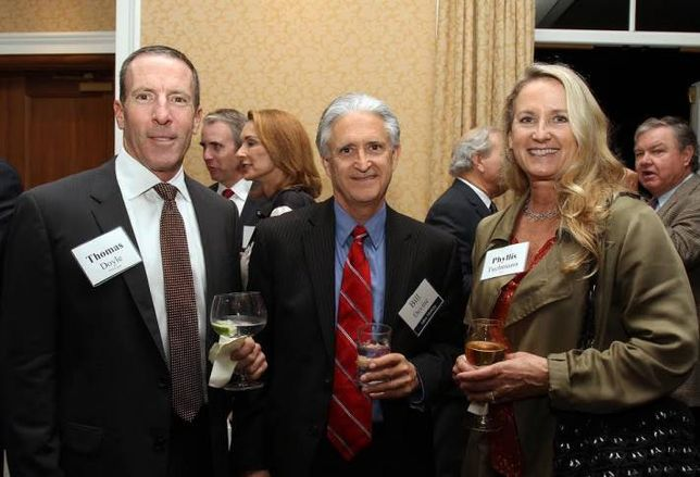 750 Pros Gather for Allen Matkins Party