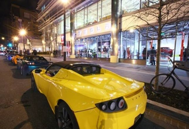 Tesla Sets Sights on Showroom in the Heart of DC