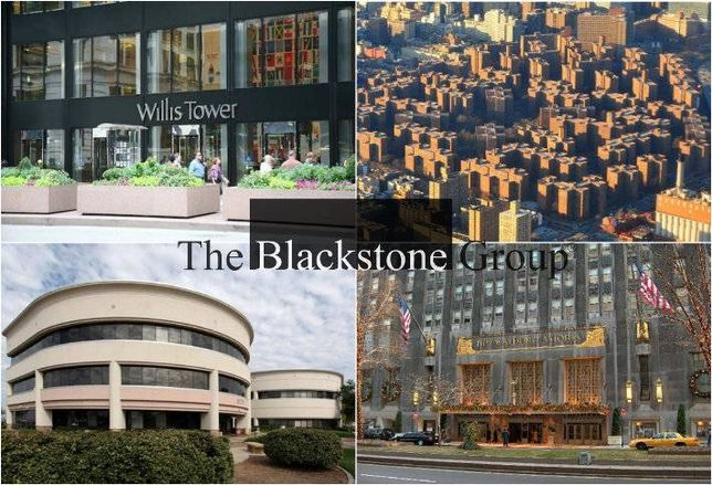 The 10 Biggest Blackstone Buys in 2015