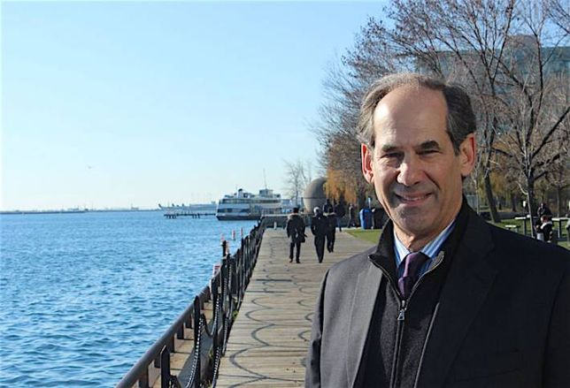 Waterfront Toronto Reveals  Its New CEO