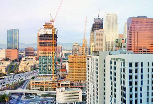 6 Massive Multifamily Developments Under Construction In LA