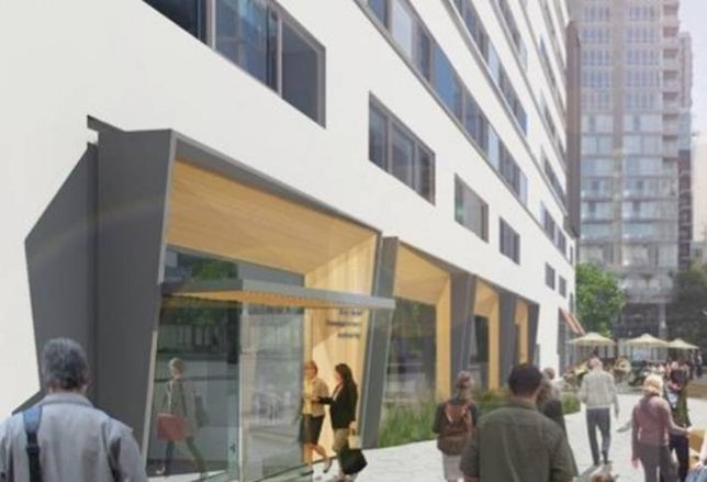 Startup Twilio Could Lease Two Floors of Former Post Office in SoMa