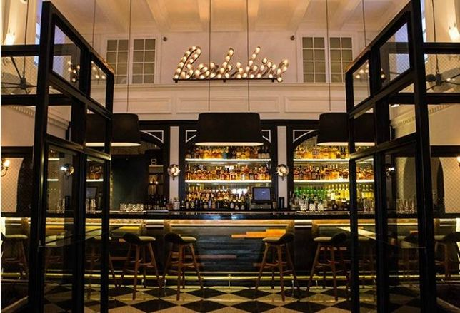 These Are Chicago's Top Hotel Bars