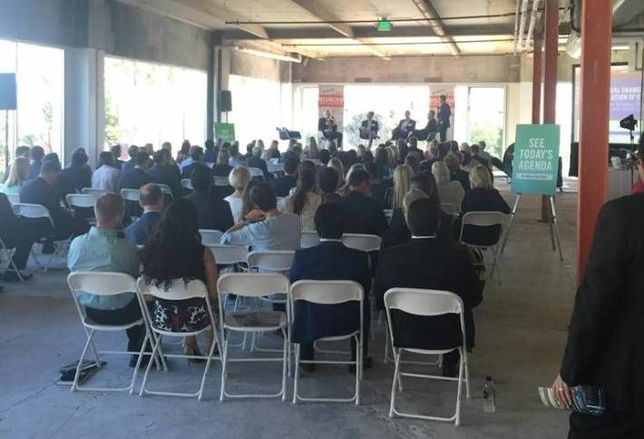 Want To Host A Bisnow Event At Your Raw Space?