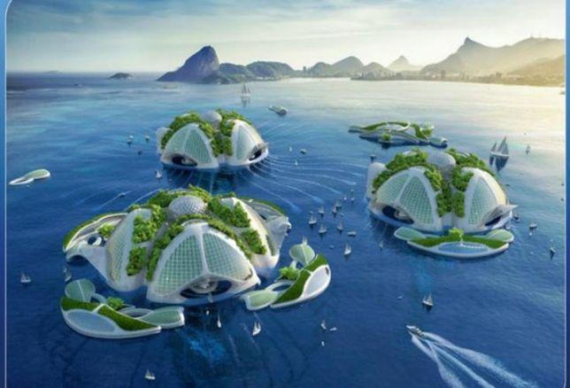 Aequorea: The World's First 'Oceanscraper'