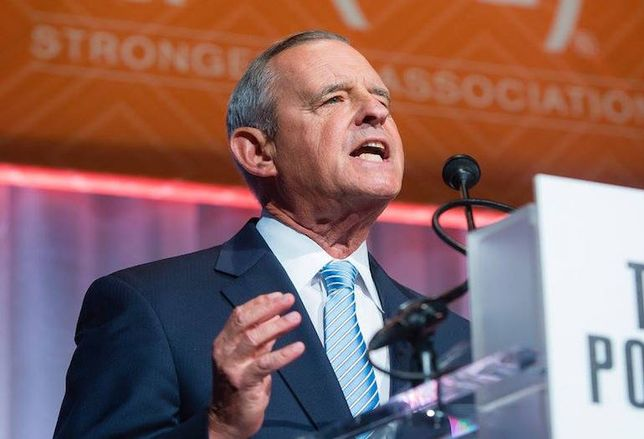 ASAE president John Graham