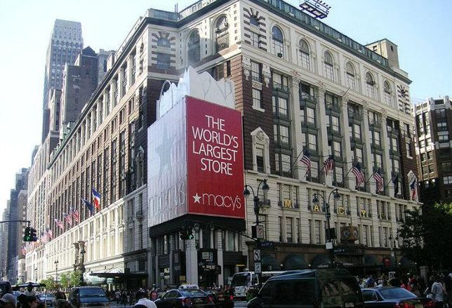 Macy's Is Seeking Potential Buyers for Stakes in Flagship Stores