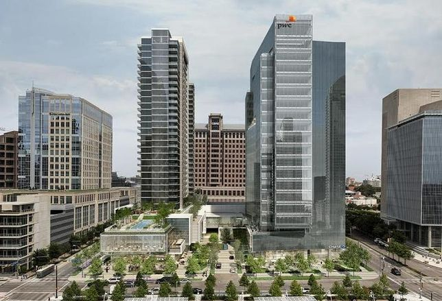 PwC Inks 200k SF Lease In Uptown Tower