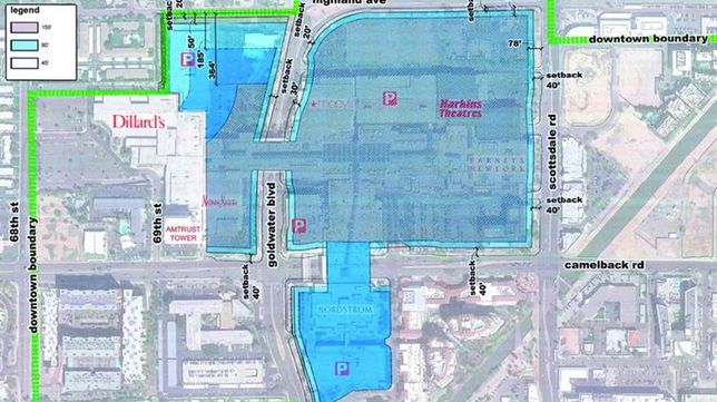 Macerich Wants To Add To Fashion Square