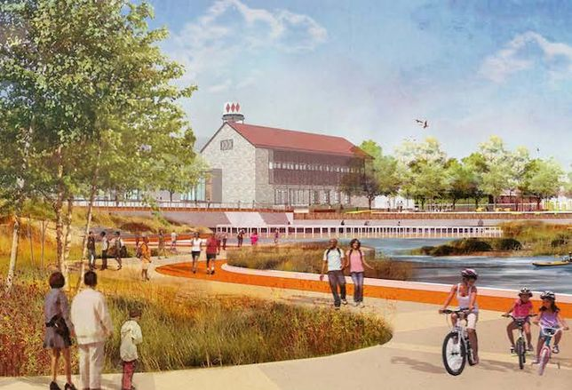 Kevin Plank Unveils Sweeping Plans For Port Covington