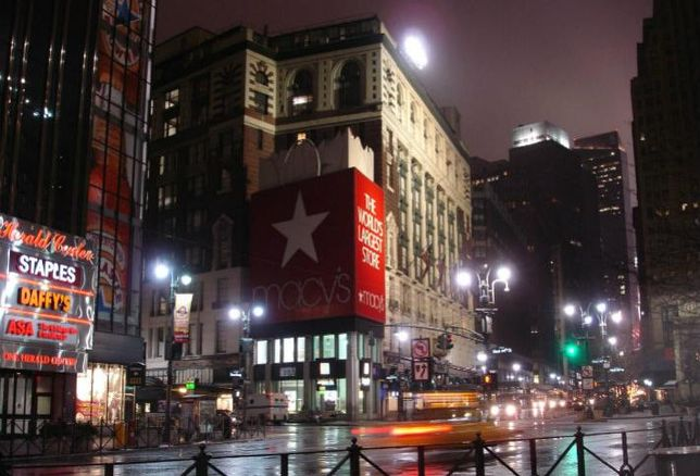 Macy's Announces 4,500 Layoffs, 36 Stores Closing