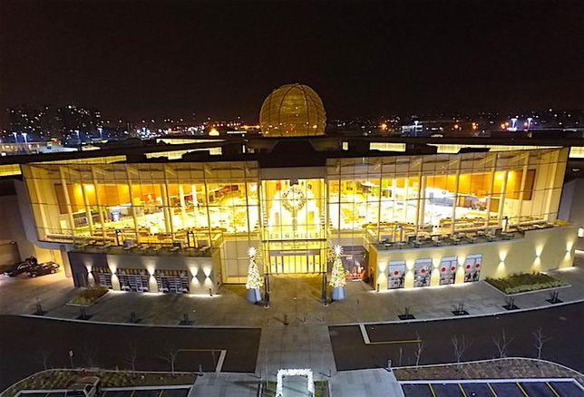 Walmart Takes Target Space at Erin Mills Town Centre