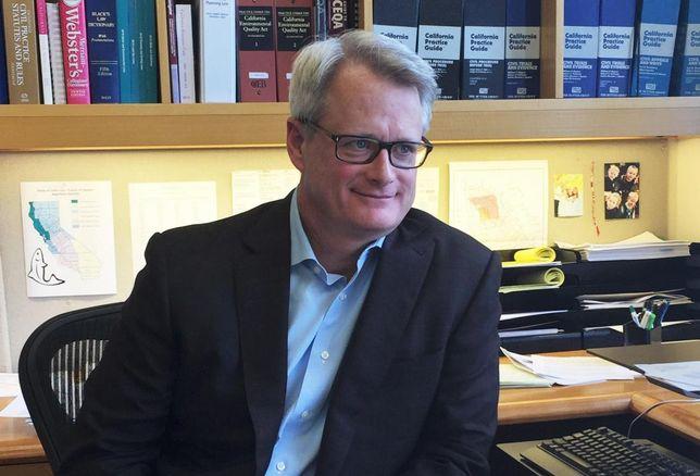 David Blackwell, partner in Allen Matkins' San Francisco office