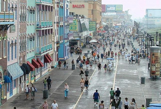 Atlantic City Leaders  Blast Takeover Bid