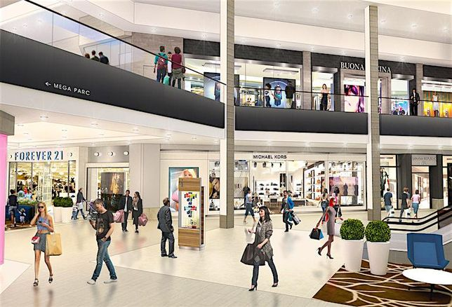 Oxford, CPP Plan $40M In Added Renos At Galeries de la Capitale