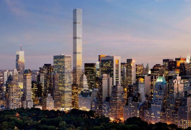 World's 100th Supertall Becomes Tallest Multifamily Building In History