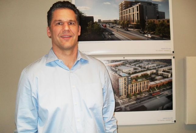 Why The Developer Building Buzzard Point's First Mixed-Use Project Doesn't Think He's A Traiblazer