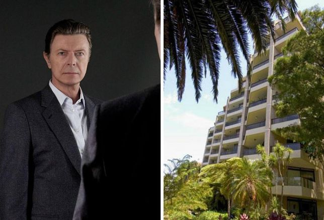 The Fabulous Real Estate Of David Bowie