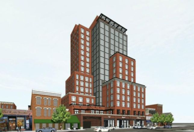 Developers Will Present New Plans For Old Town Hotel Next Week