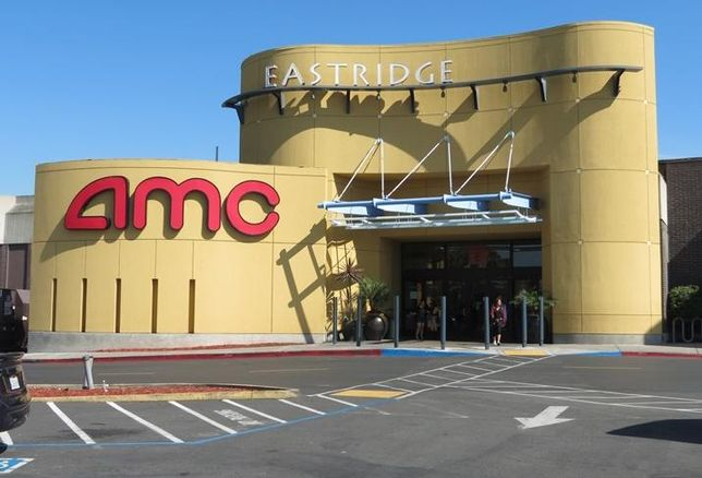 Entrance for Eastridge Mall in San Jose