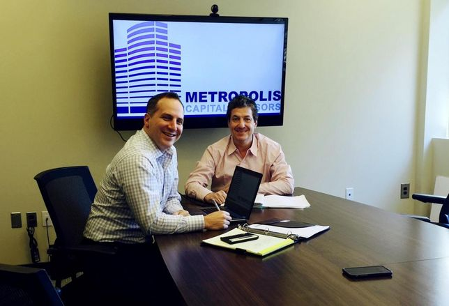 Exclusive: Metropolis Capital Splits From Goldstar Group, Launches Investment Sales Platform
