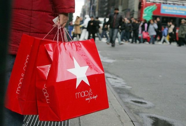 Macy's Wants To Turn Its Stores Into Discount Outlets