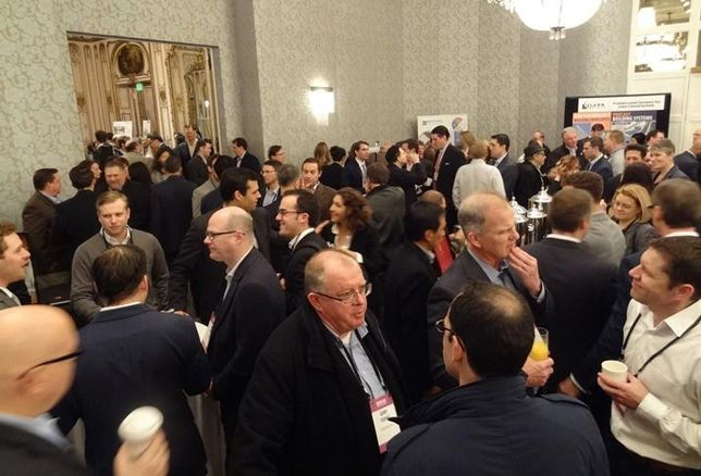 The crowd of nearly 500 at the San Francisco State of the Market 2016