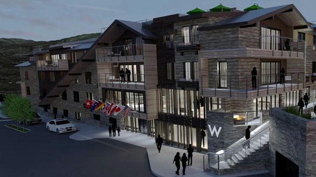W Hotel Coming To Aspen