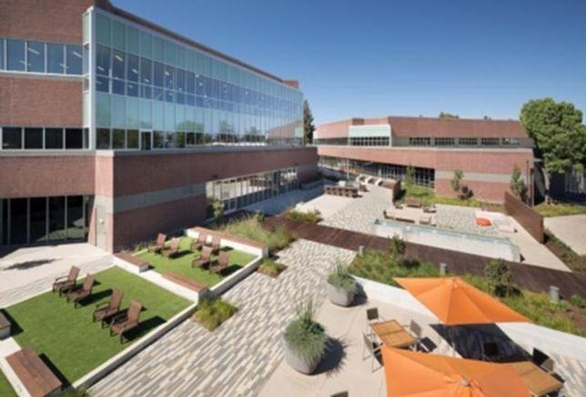 M West's Orchard Trimble campus in North San Jose
