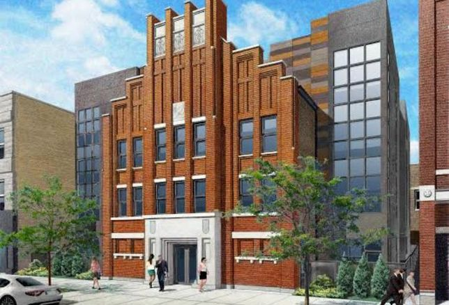 Mid-Rise Apartment Building Approved For TOD Zoning Change