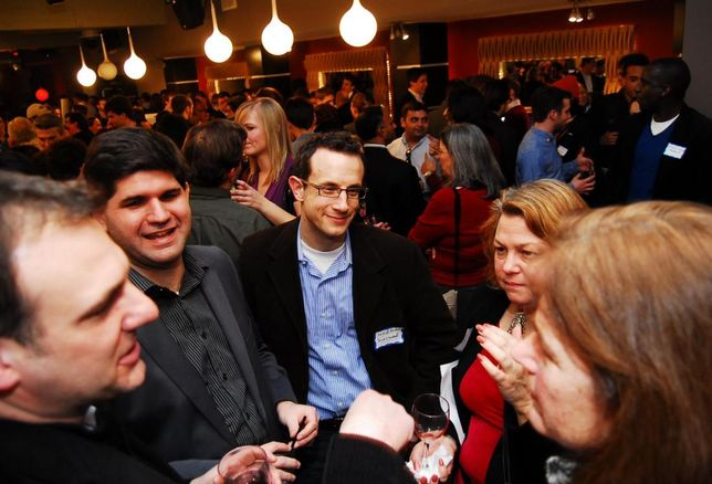 Bisnow's Down & Dirty Guide To Schmoozing