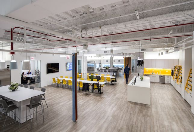 MakeOffices Expands—Second Only To WeWork