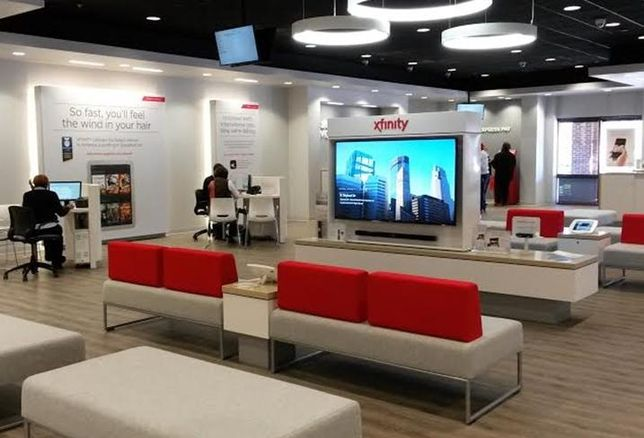 Comcast Targets Further Retail Expansion