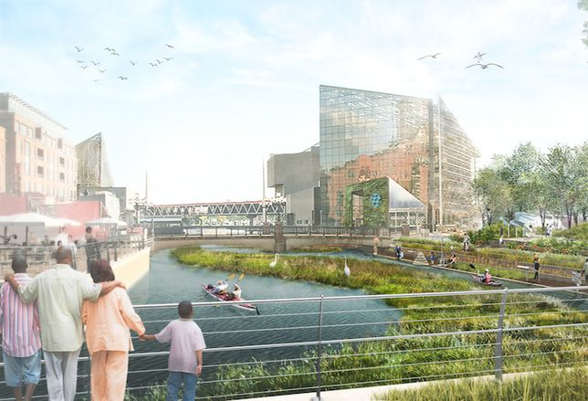 National Aquarium To Bring Wetlands And Park To The Inner Harbor