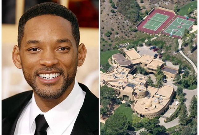 The Fabulous Real Estate Of Four-Time Grammy Winner Will Smith