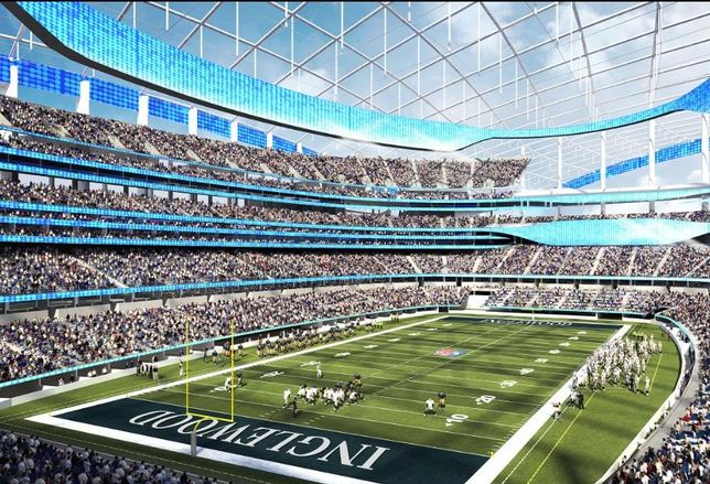 The New NFL Stadium Means Big Bucks For Real Estate