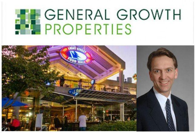 Brookfield Sets Its Sights On $24B Mall Operator