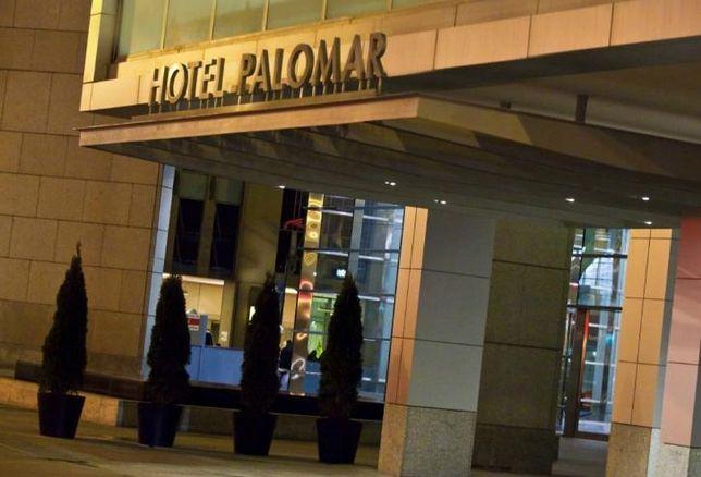 Kimpton Seeking Buyers For Hotel Palomar