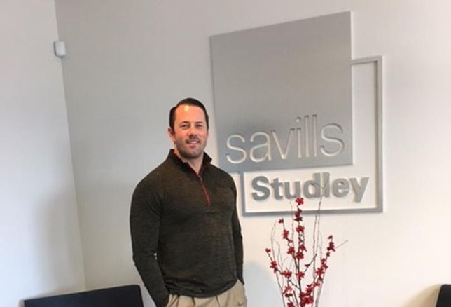 Joe Brady, corporate managing director for Savills Studley