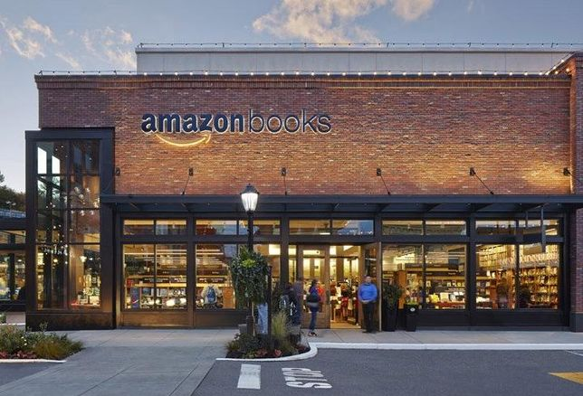 Mall Operator Reveals: Amazon Plans To Open 400 Bookstores