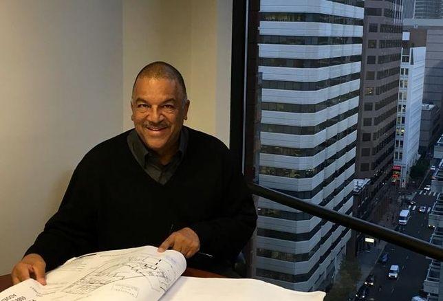 Ken Lombard, president of MacFarlane Partners, in his San Francisco office