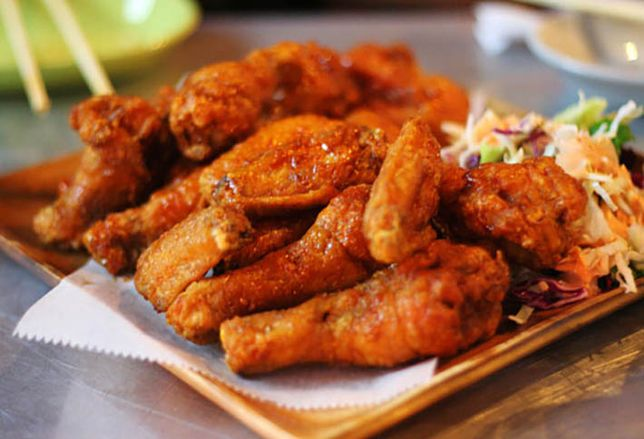 Korean-Style Fried Chicken Coming Near You