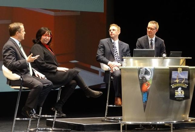 Cushman & Wakefield's The State of Real Estate in San Francisco Ben Conwell, Janice Stanton, Kevin Thorpe and Robert Sammons