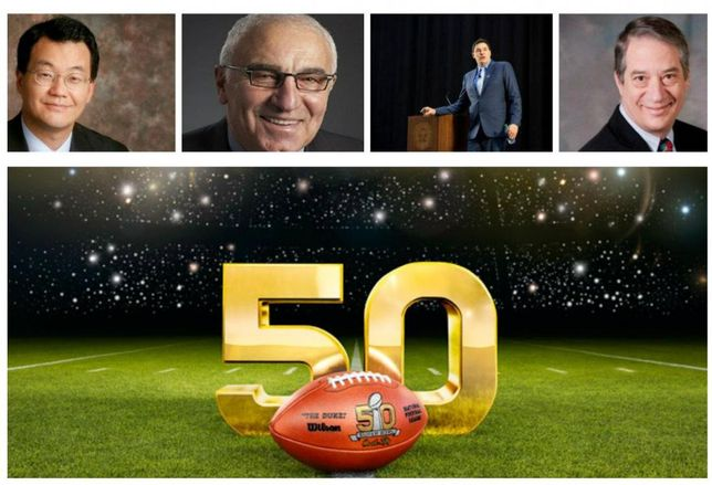 Bisnow Exclusive: Top Economists Give Their Super Bowl Predictions