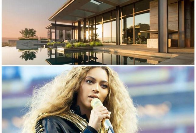 Inside Beyonce's $10k/Night Airbnb Digs For The Super Bowl